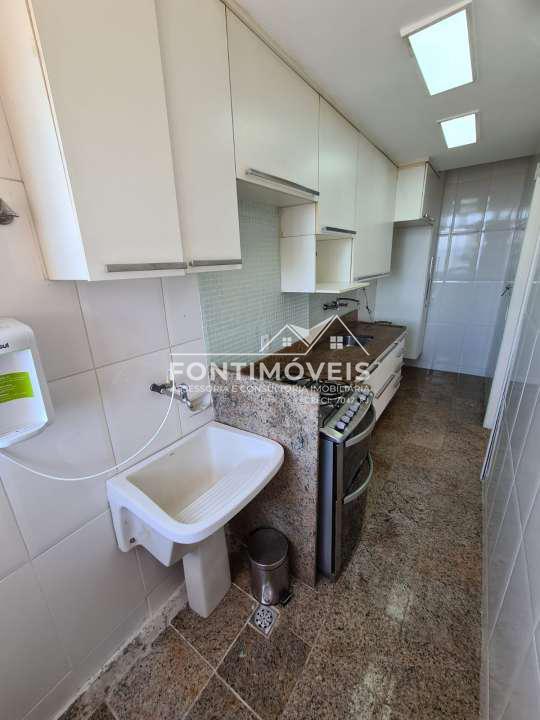COZINHA - Apartamento 2 Quartos Barra Da Tijuca/RJ com 73 M². - 447 - 7