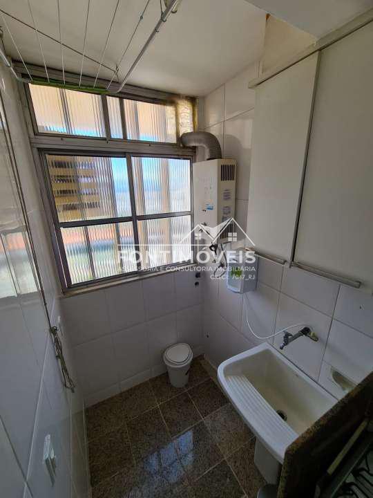 ÁREA DE SERVIÇO - Apartamento 2 Quartos Barra Da Tijuca/RJ com 73 M². - 447 - 8