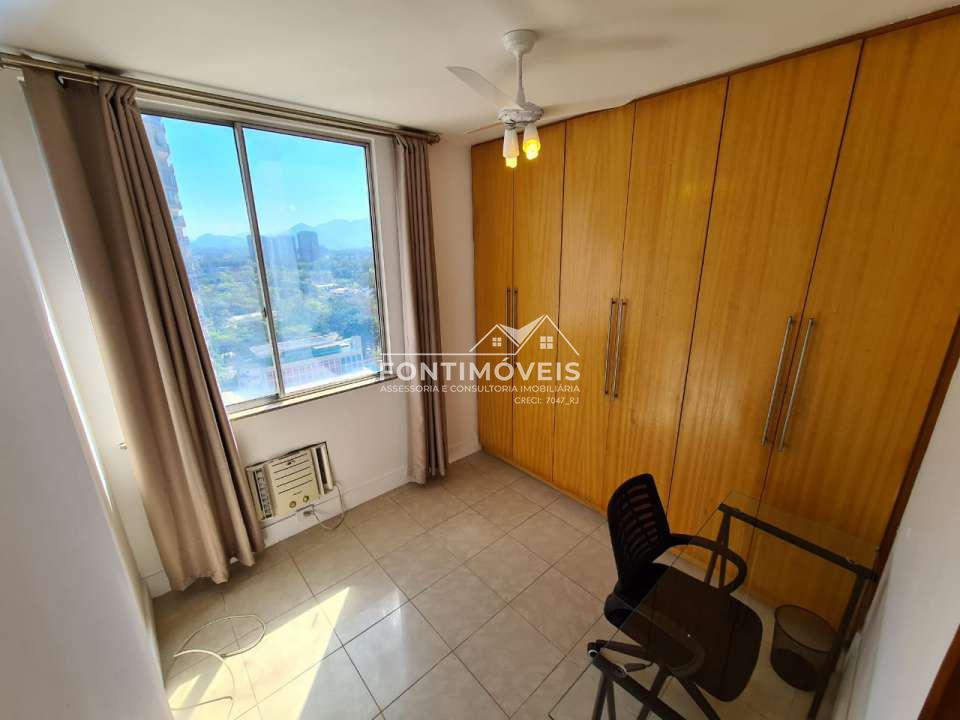QUARTO - Apartamento 2 Quartos Barra Da Tijuca/RJ com 73 M². - 447 - 12