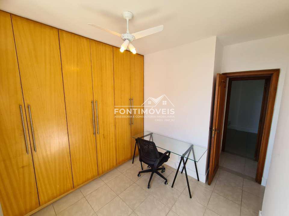 QUARTO - Apartamento 2 Quartos Barra Da Tijuca/RJ com 73 M². - 447 - 13