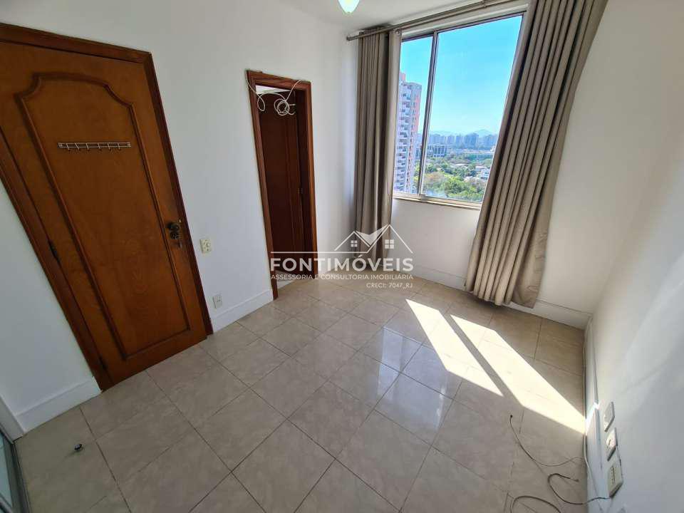 QUARTO COM SUÍTE  - Apartamento 2 Quartos Barra Da Tijuca/RJ com 73 M². - 447 - 14
