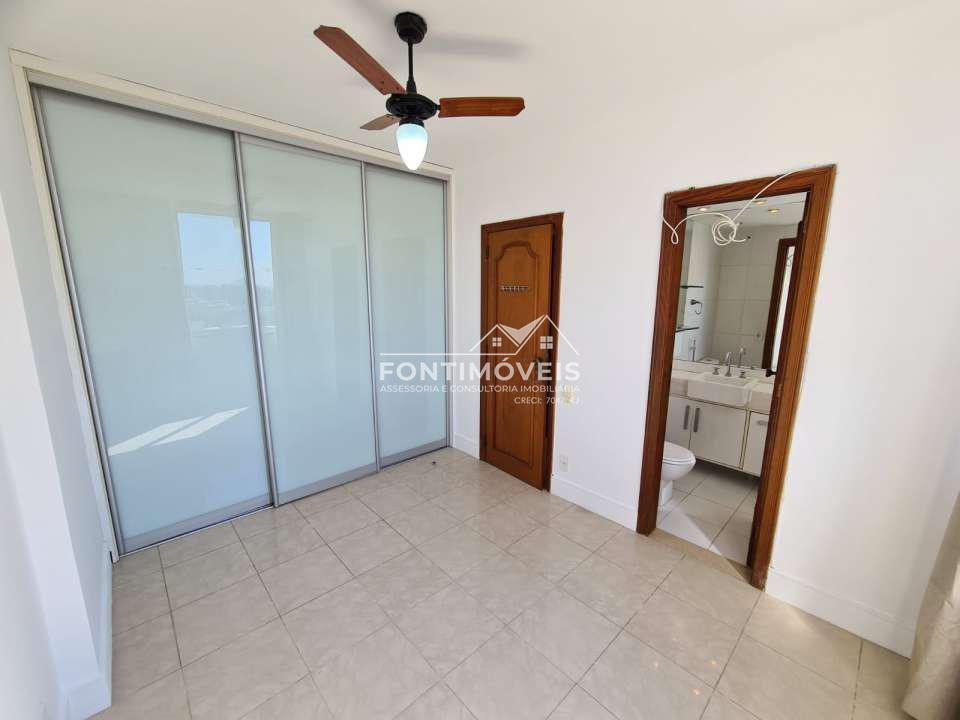 QUARTO COM SUÍTE  - Apartamento 2 Quartos Barra Da Tijuca/RJ com 73 M². - 447 - 15