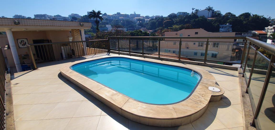 Cobertura à venda Rua Jorge de Lima,Rio de Janeiro,RJ - R$ 2.000.000 - 101 - 4