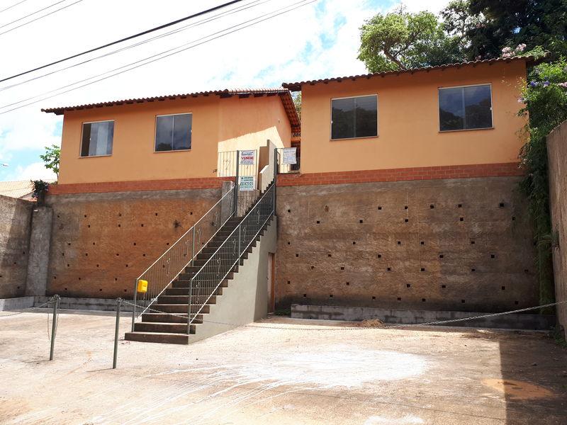 Casa de 2 quartos com garagem em Paty do Alferes. - csgoi - 1
