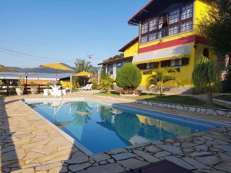 Excelente oportunidade, casarão com 5 quartos, piscina e 300 m² de área construída! - cssan - 5