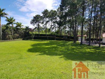 Casa de campo luxuosa 6 quartos, piscina e campo de futebol. - stjv - 7