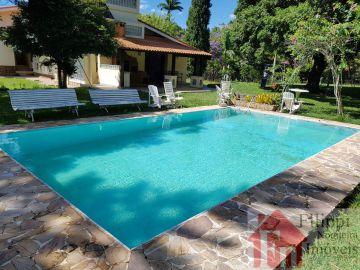 Casa de campo luxuosa 6 quartos, piscina e campo de futebol. - stjv - 50