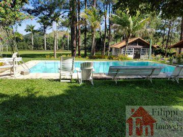 Casa de campo luxuosa 6 quartos, piscina e campo de futebol. - stjv - 53