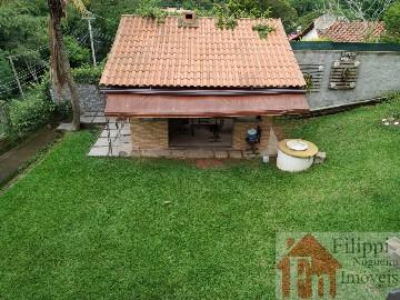 Casa À Venda,4 Quartos,348m² - cs900 - 64
