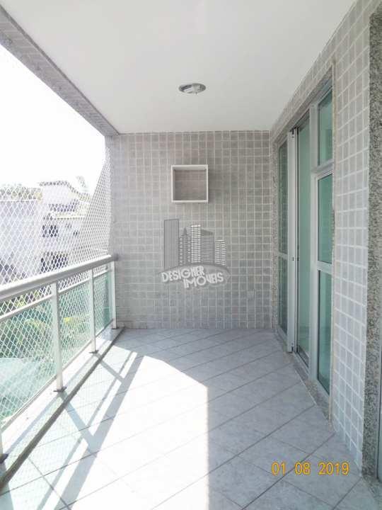 VARANDA - Apartamento à venda Rua Raul da Cunha Ribeiro,Rio de Janeiro,RJ - LRA3022 - 1