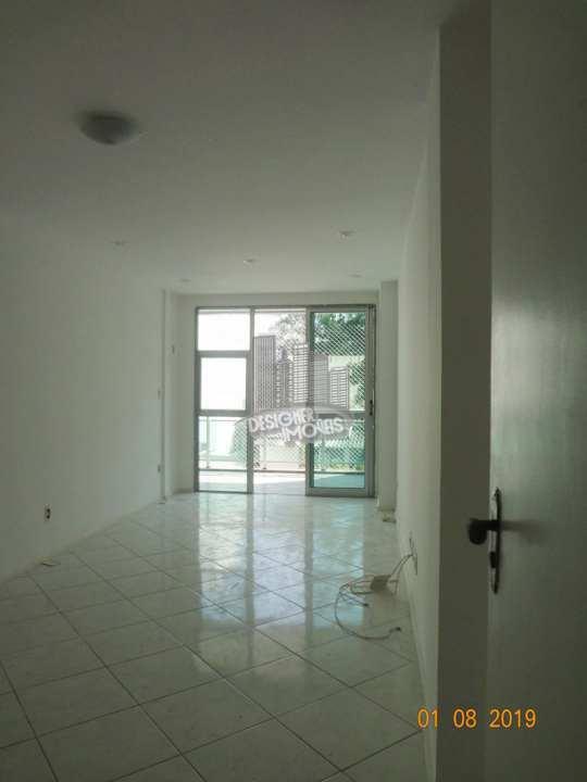 SALA DE ESTAR E JANTAR - Apartamento à venda Rua Raul da Cunha Ribeiro,Rio de Janeiro,RJ - LRA3022 - 3