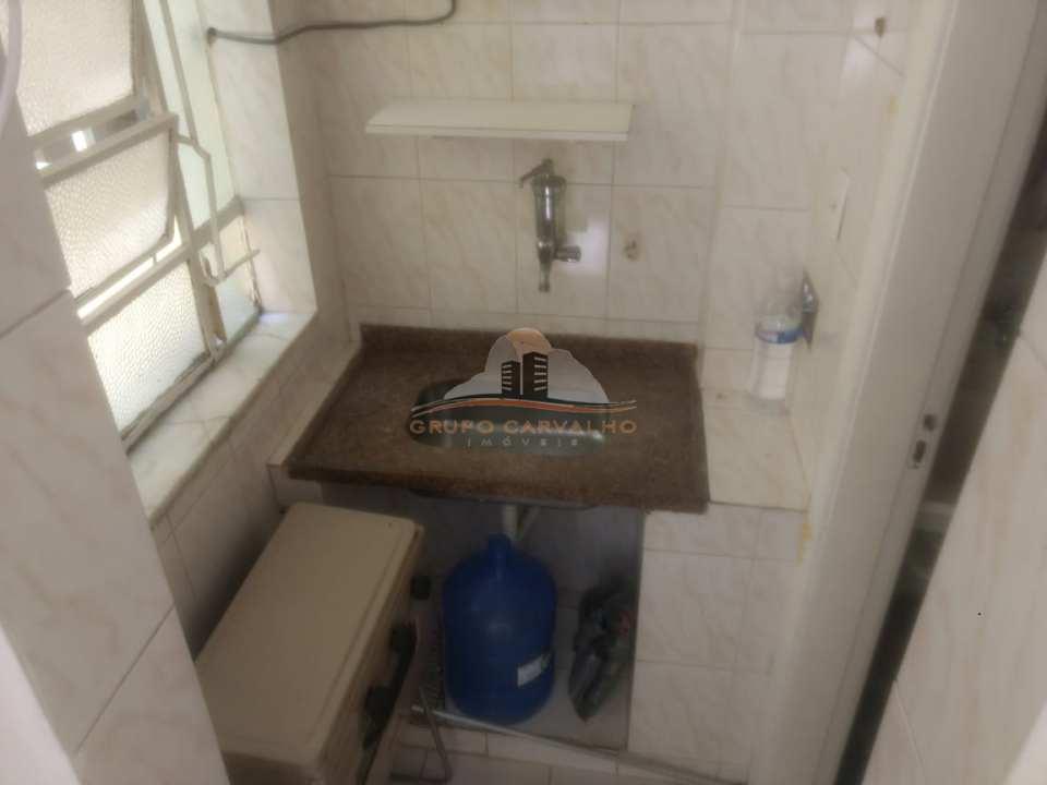 Apartamento à venda Rua Santa Clara,Rio de Janeiro,RJ - R$ 360.000 - CJI0132 - 7