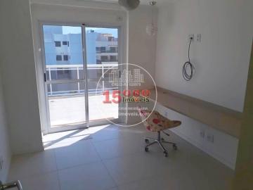 Cobertura duplex 3 quartos no Recreio dos Bandeirantes (15000-108) - 15000-108 - 12