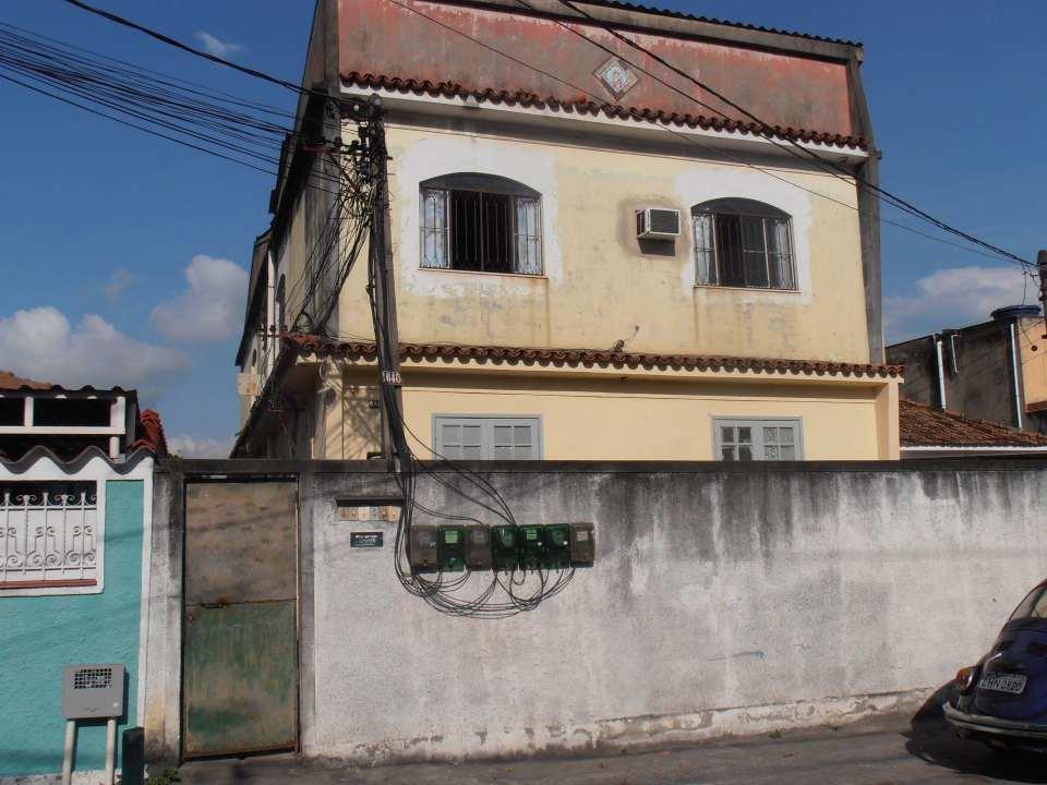 Apartamento para alugar Rua dos Limadores,Bangu, Rio de Janeiro - R$ 750 - SA0094 - 2