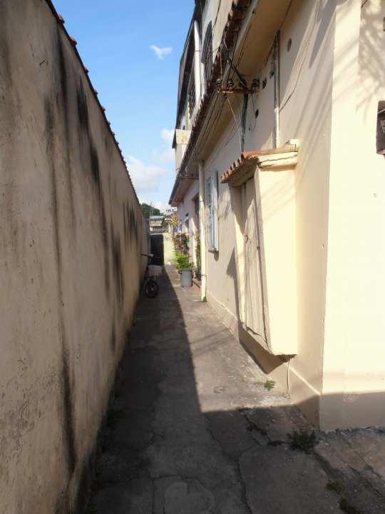 Apartamento para alugar Rua dos Limadores,Bangu, Rio de Janeiro - R$ 750 - SA0094 - 4