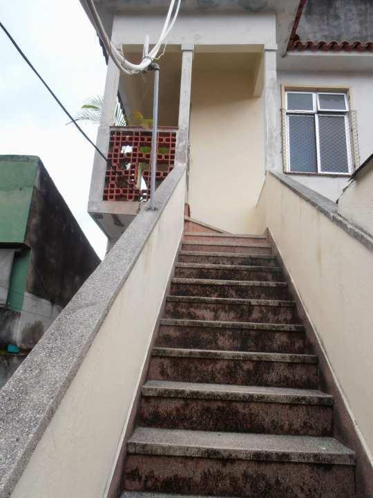 Apartamento para alugar Rua Duque de Palmela,Realengo, Rio de Janeiro - R$ 550 - SA0009 - 4