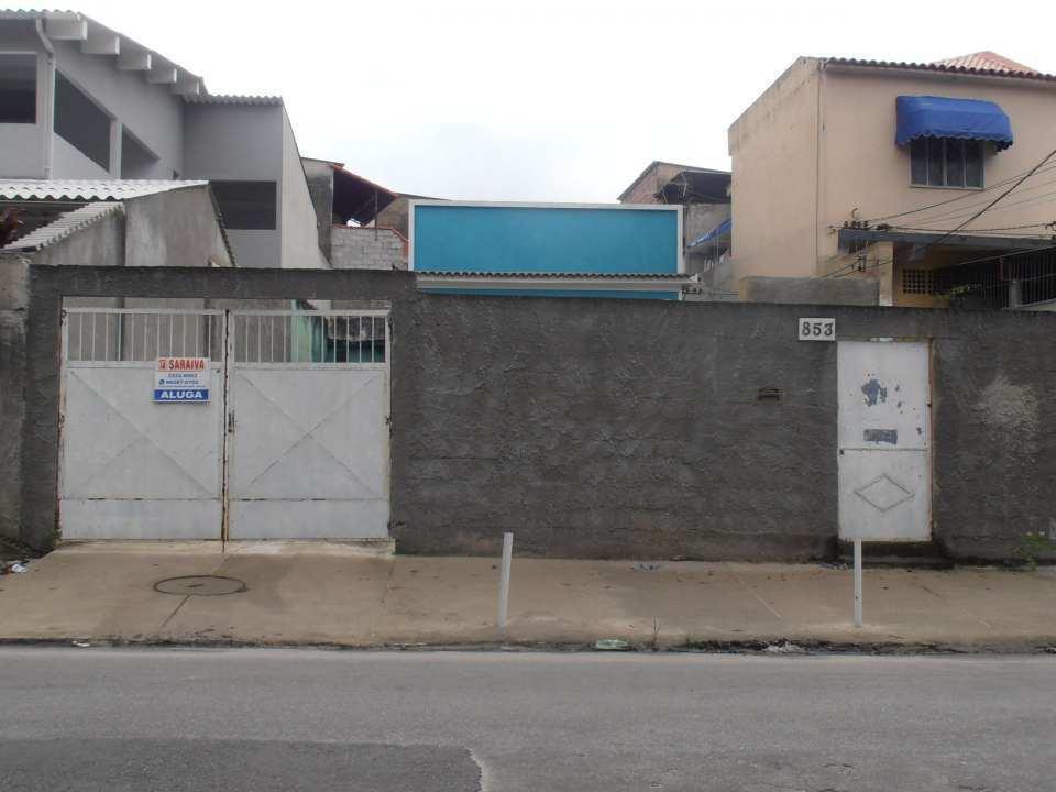 Casa para alugar Rua Rangel Pestana,Bangu, Rio de Janeiro - R$ 1.300 - SA0080 - 1