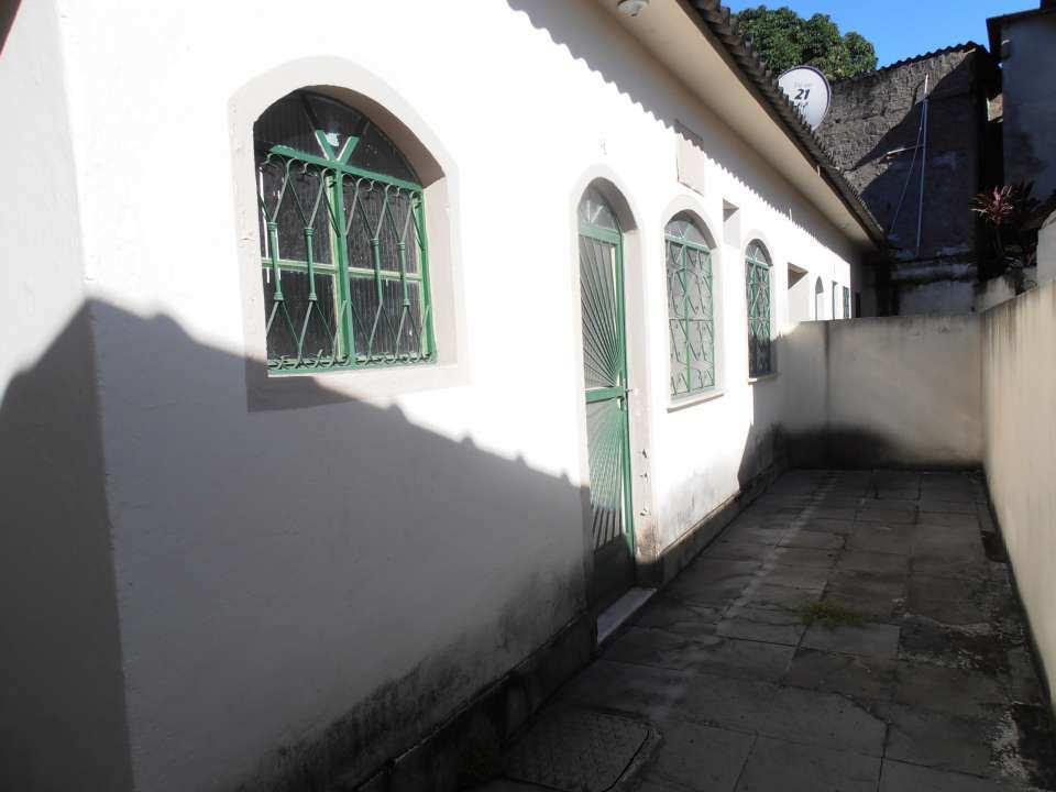 Casa para alugar Estrada da Água Branca,Realengo, Rio de Janeiro - R$ 600 - SA0018 - 1