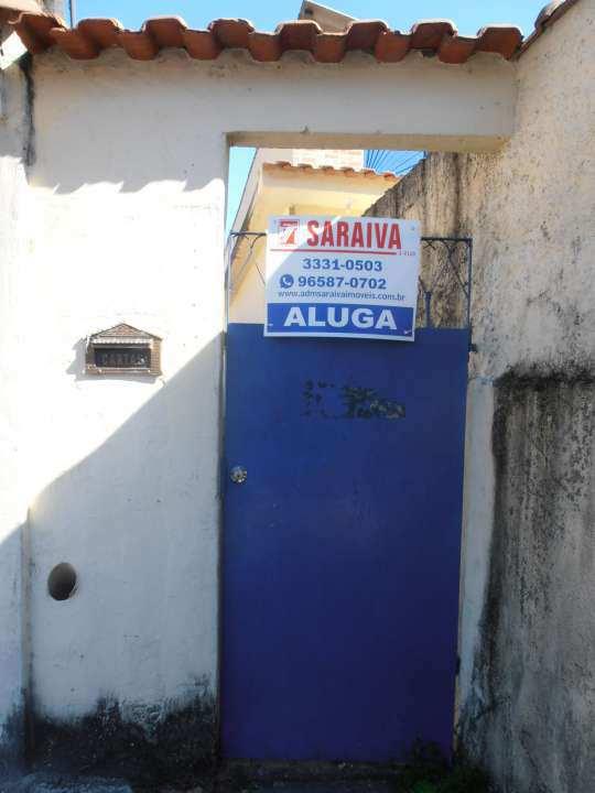 Casa para alugar Estrada da Água Branca,Realengo, Rio de Janeiro - R$ 600 - SA0019 - 3