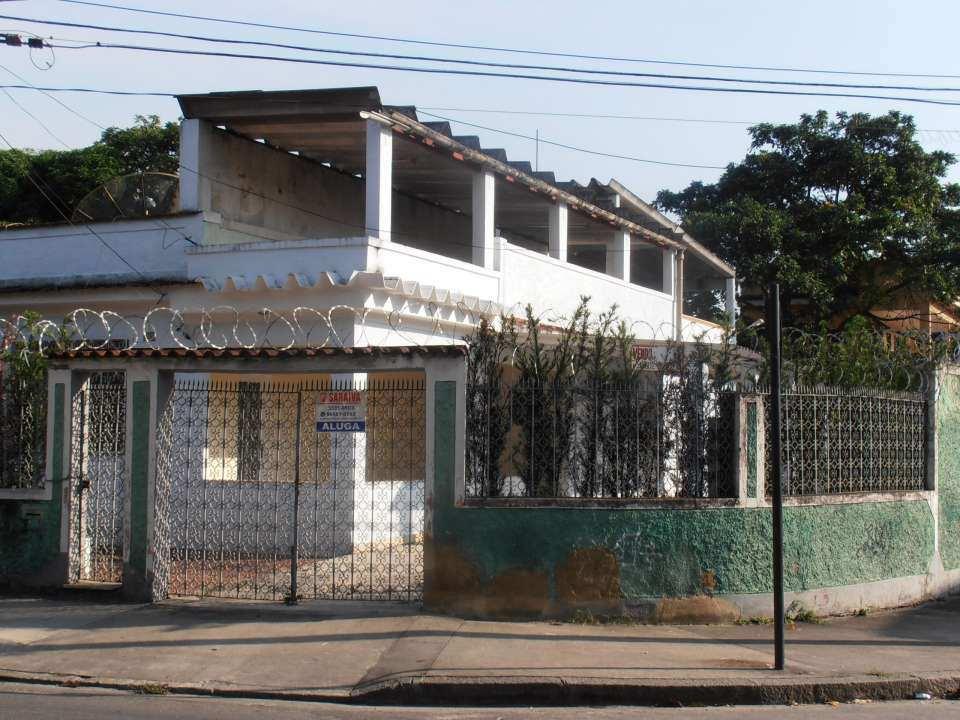 Casa para alugar Rua Coronel Tamarindo,Bangu, Rio de Janeiro - R$ 1.600 - SA0064 - 1