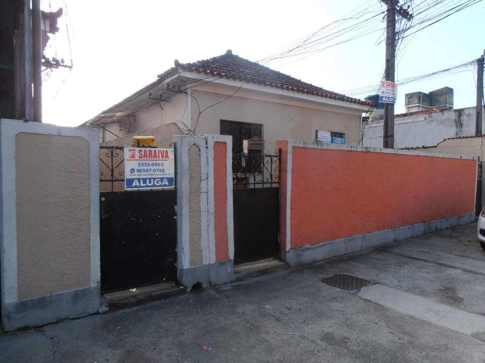 Casa para alugar Rua Acesita,Bangu, Rio de Janeiro - R$ 780 - SA0121 - 2