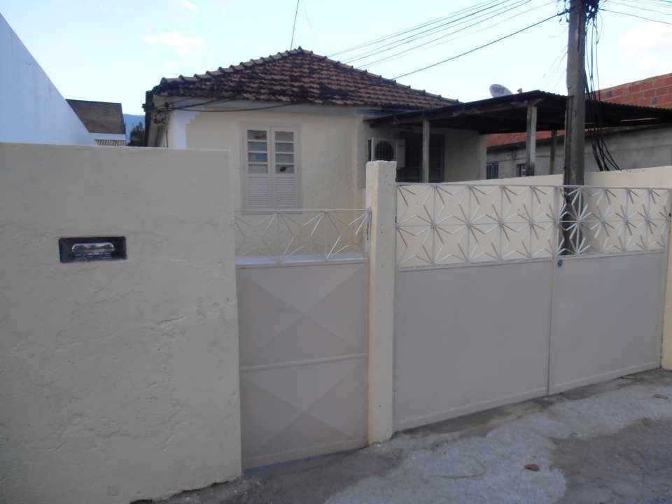 Casa para alugar Rua Tupiaçu,Padre Miguel, Rio de Janeiro - R$ 800 - SA0144 - 2