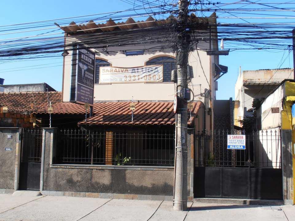 Sala Comercial para alugar Estrada da Água Branca,Realengo, Rio de Janeiro - R$ 600 - SA0054 - 1