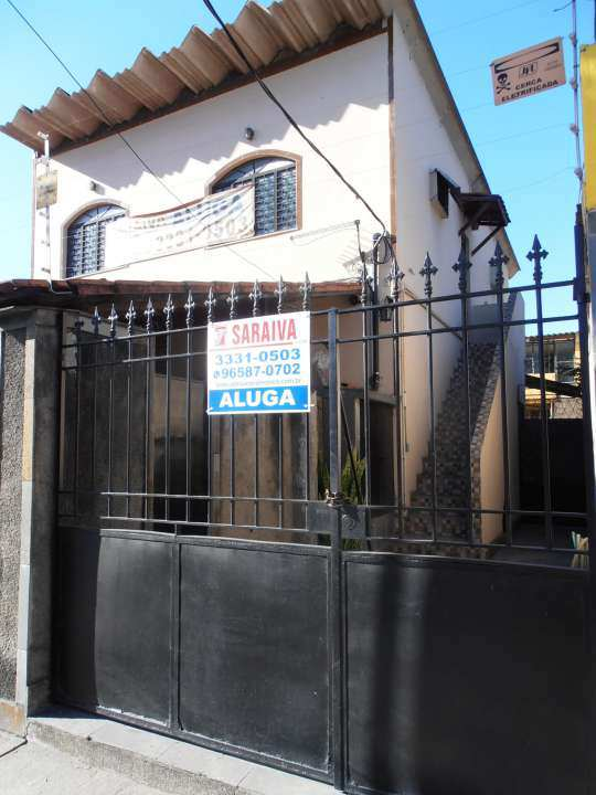 Sala Comercial para alugar Estrada da Água Branca,Realengo, Rio de Janeiro - R$ 600 - SA0054 - 3