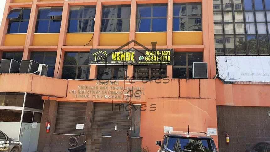 Prédio 4500m² à venda Rua Haddock Lobo,Estácio, zona norte,Rio de Janeiro - R$ 10.500.000 - FV792 - 2