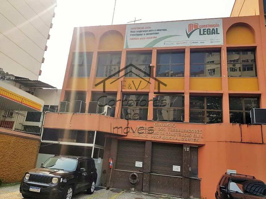 Prédio 4500m² à venda Rua Haddock Lobo,Estácio, zona norte,Rio de Janeiro - R$ 10.500.000 - FV792 - 5