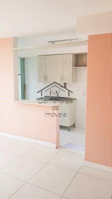 Apartamento à venda Rua São Luiz Gonzaga,São Cristóvão, Rio de Janeiro - R$ 329.000 - FV824 - 3