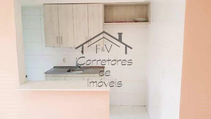 Apartamento à venda Rua São Luiz Gonzaga,São Cristóvão, Rio de Janeiro - R$ 329.000 - FV824 - 2