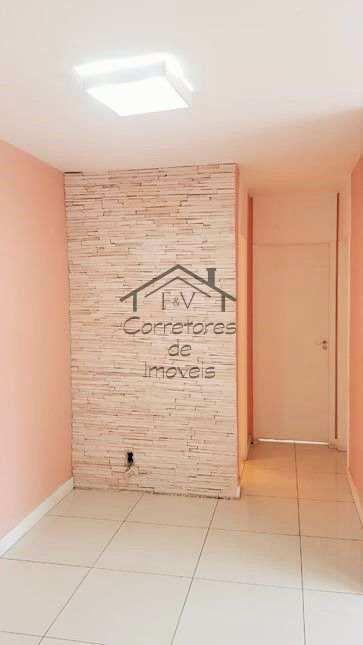 Apartamento à venda Rua São Luiz Gonzaga,São Cristóvão, Rio de Janeiro - R$ 329.000 - FV824 - 1