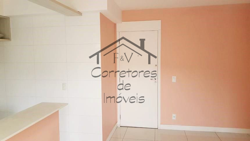Apartamento à venda Rua São Luiz Gonzaga,São Cristóvão, Rio de Janeiro - R$ 329.000 - FV824 - 4