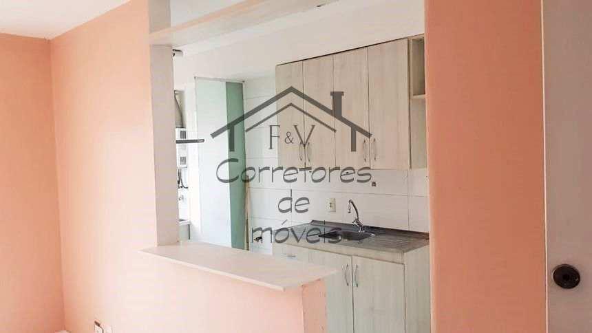 Apartamento à venda Rua São Luiz Gonzaga,São Cristóvão, Rio de Janeiro - R$ 329.000 - FV824 - 5