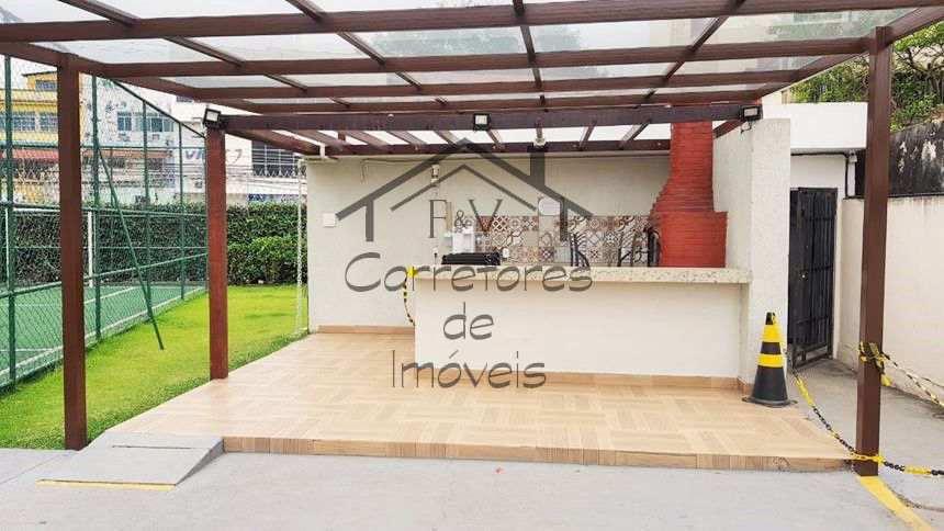 Apartamento à venda Rua São Luiz Gonzaga,São Cristóvão, Rio de Janeiro - R$ 329.000 - FV824 - 19