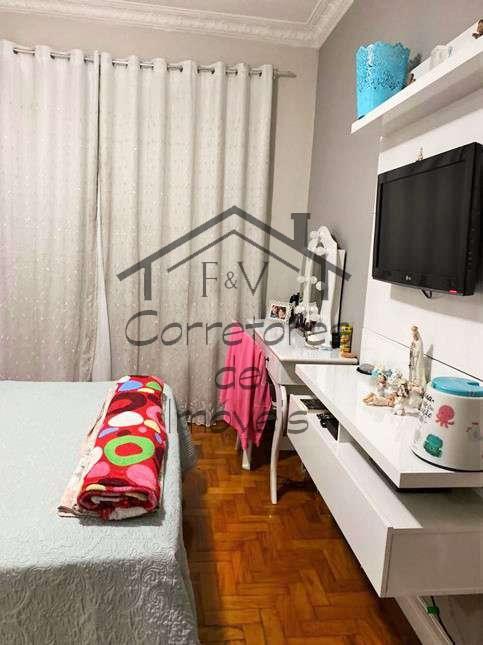 Apartamento à venda Estrada da Água Grande,Vista Alegre, zona norte,Rio de Janeiro - R$ 215.000 - FV755 - 2
