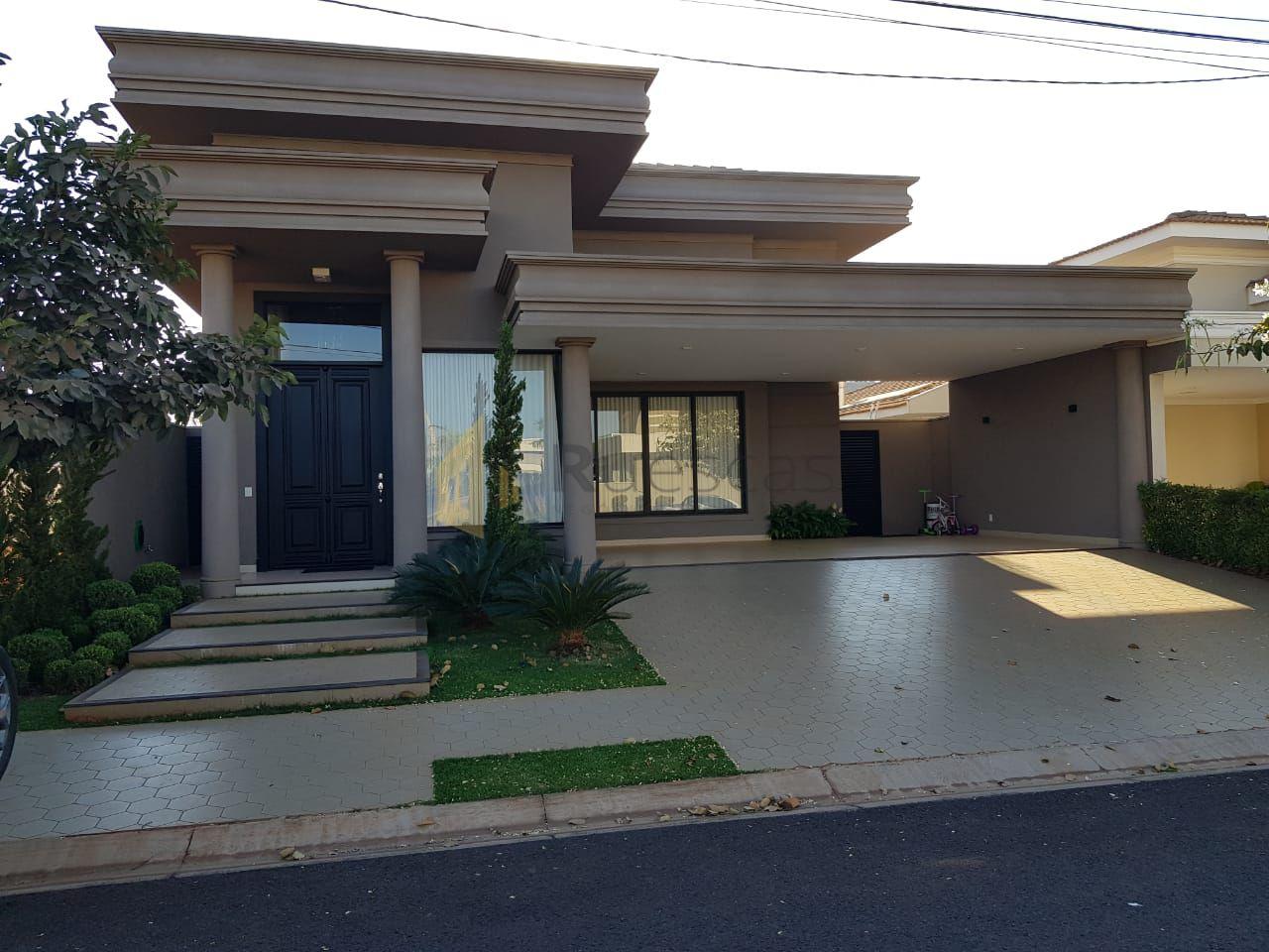 Casa em Condomínio 3 quartos à venda Parque Residencial Damha VI, São José do Rio Preto - R$ 1.750.000 - 1166 - 1
