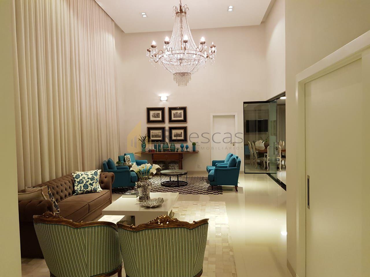 Casa em Condomínio 3 quartos à venda Parque Residencial Damha VI, São José do Rio Preto - R$ 1.750.000 - 1166 - 6