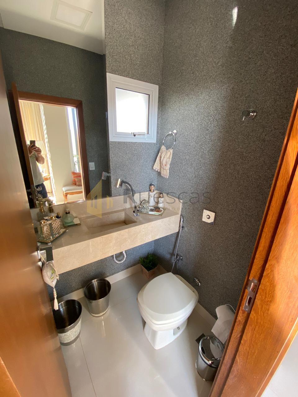 Casa em Condomínio 3 quartos à venda Parque Residencial Damha VI, São José do Rio Preto - R$ 1.500.000 - 1168 - 8