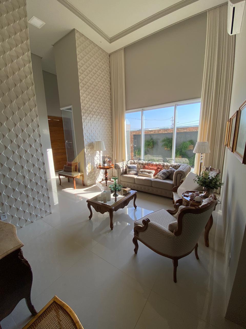 Casa em Condomínio 3 quartos à venda Parque Residencial Damha VI, São José do Rio Preto - R$ 1.500.000 - 1168 - 13