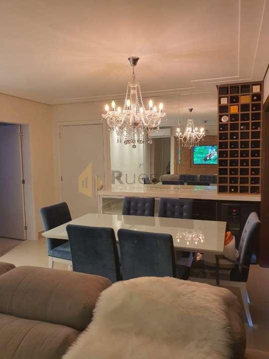 Apartamento 3 quartos À venda no JK Essencial Residence, São José do Rio Preto - R$ 1.350.000 - 1194 - 6