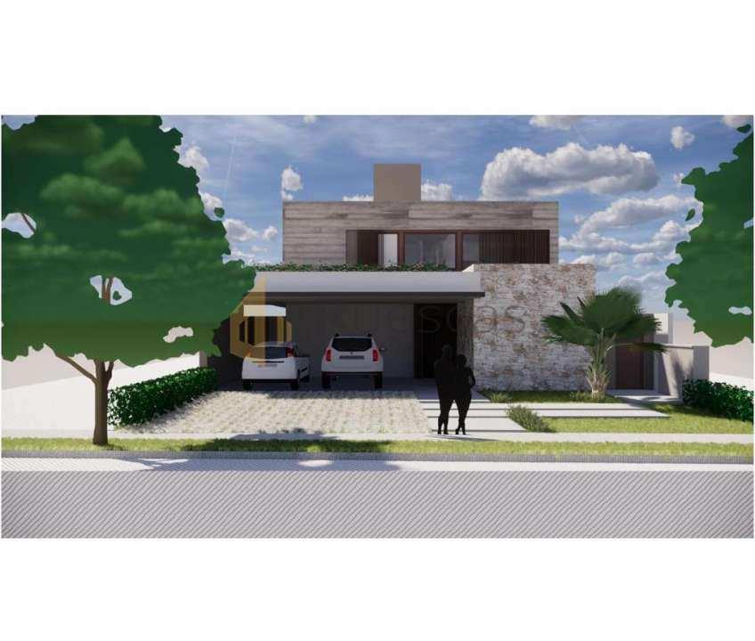 Casa em Condomínio 4 quartos à venda Residencial Quinta do Golfe Jardins, São José do Rio Preto - R$ 3.200.000 - 1205 - 1
