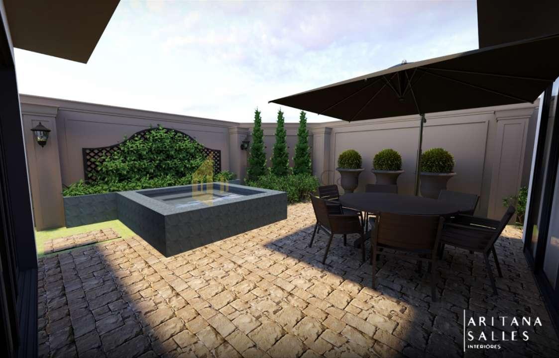 Casa em Condomínio 4 quartos à venda Residencial Quinta do Golfe, São José do Rio Preto - R$ 1.100.000 - 1212 - 8