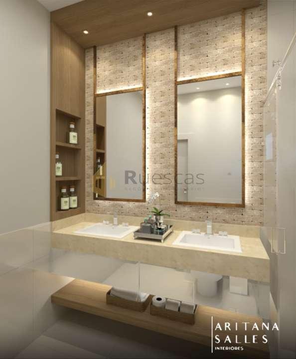 Casa em Condomínio 4 quartos à venda Residencial Quinta do Golfe, São José do Rio Preto - R$ 1.100.000 - 1212 - 19