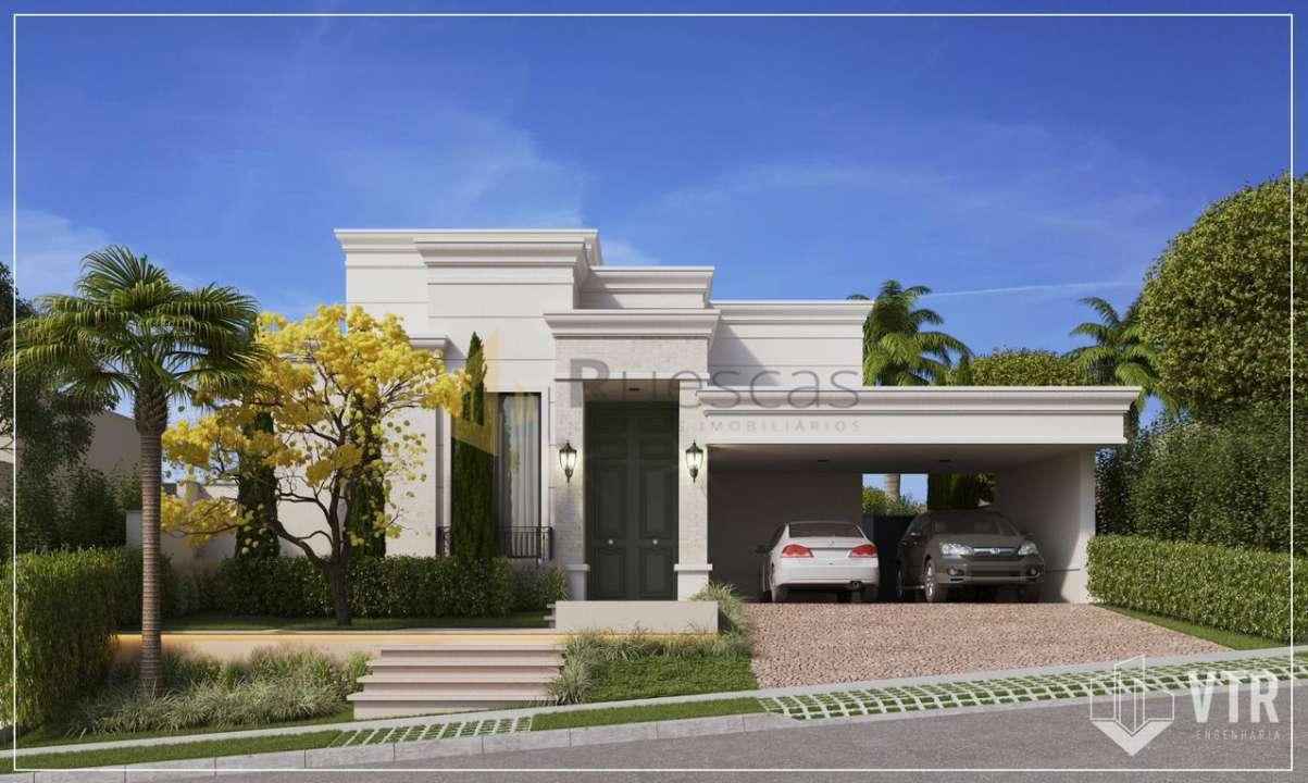 Casa em Condomínio 4 quartos à venda Residencial Quinta do Golfe Jardins, São José do Rio Preto - R$ 2.980.000 - 1220 - 1