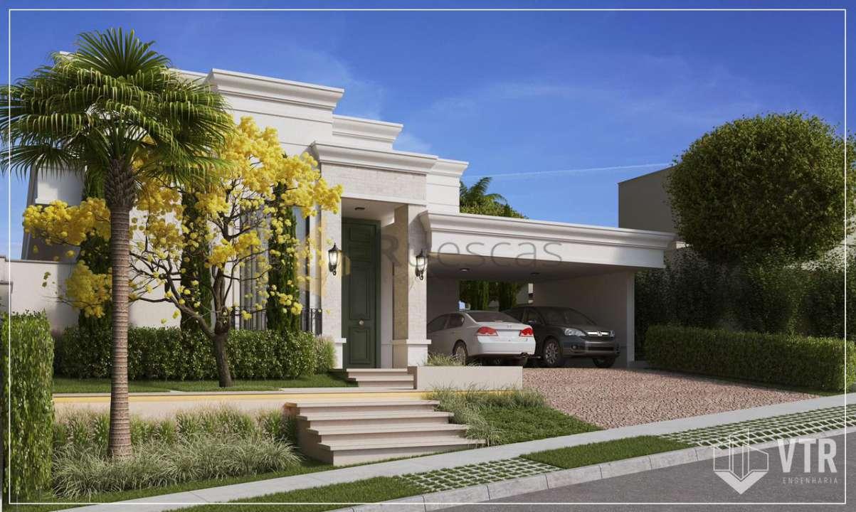 Casa em Condomínio 4 quartos à venda Residencial Quinta do Golfe Jardins, São José do Rio Preto - R$ 2.980.000 - 1220 - 2