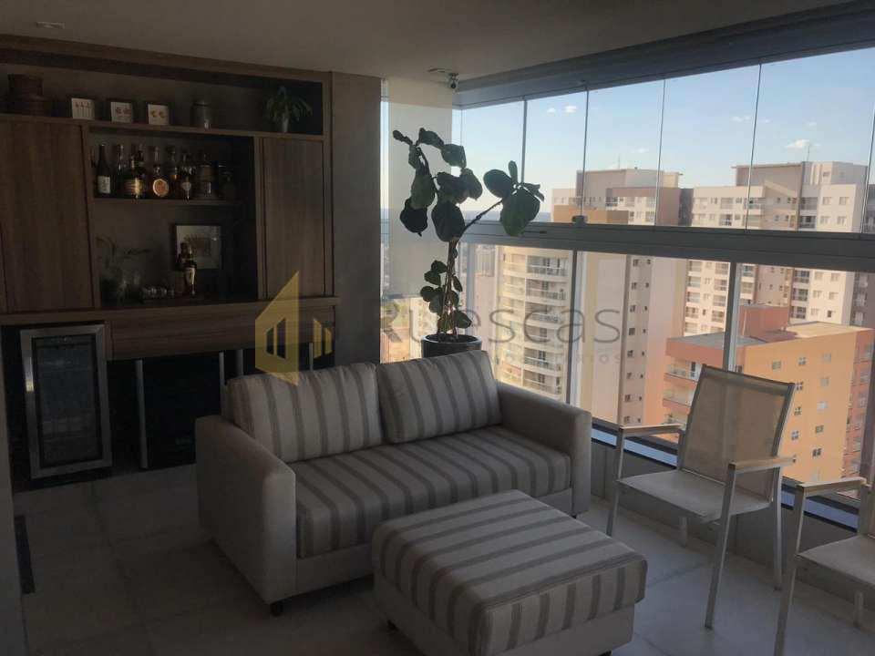 Apartamento à venda Avenida Alcides Brandão,Jardim Santa Maria, São José do Rio Preto - R$ 1.800.000 - 1163 - 1