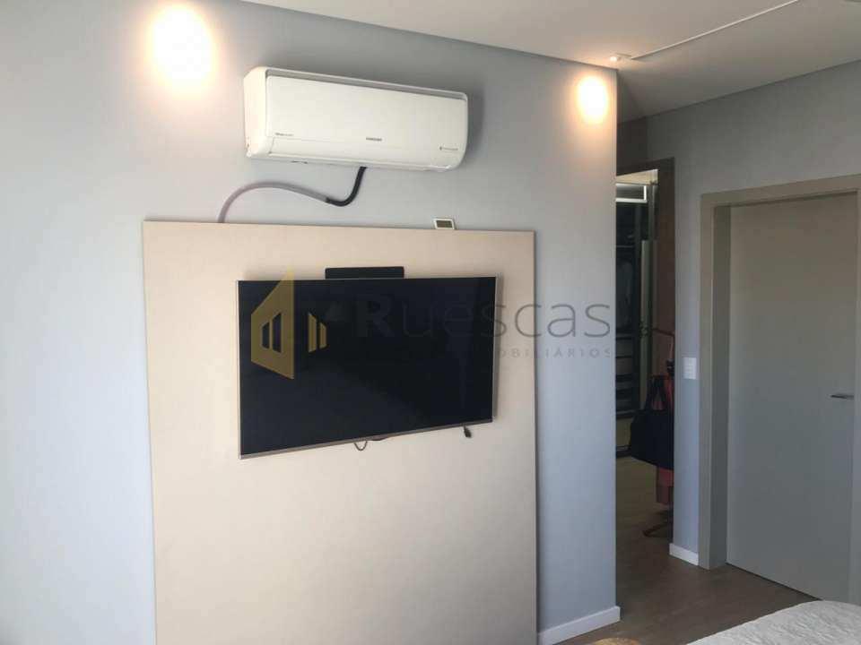 Apartamento à venda Avenida Alcides Brandão,Jardim Santa Maria, São José do Rio Preto - R$ 1.800.000 - 1163 - 4