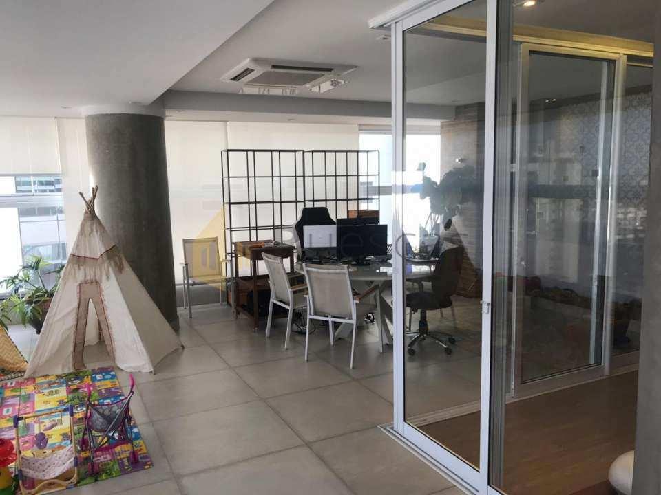 Apartamento à venda Avenida Alcides Brandão,Jardim Santa Maria, São José do Rio Preto - R$ 1.800.000 - 1163 - 18